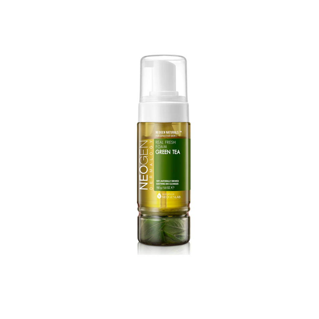Neogen Real Fresh Foam -Green Tea | SKINiD.se