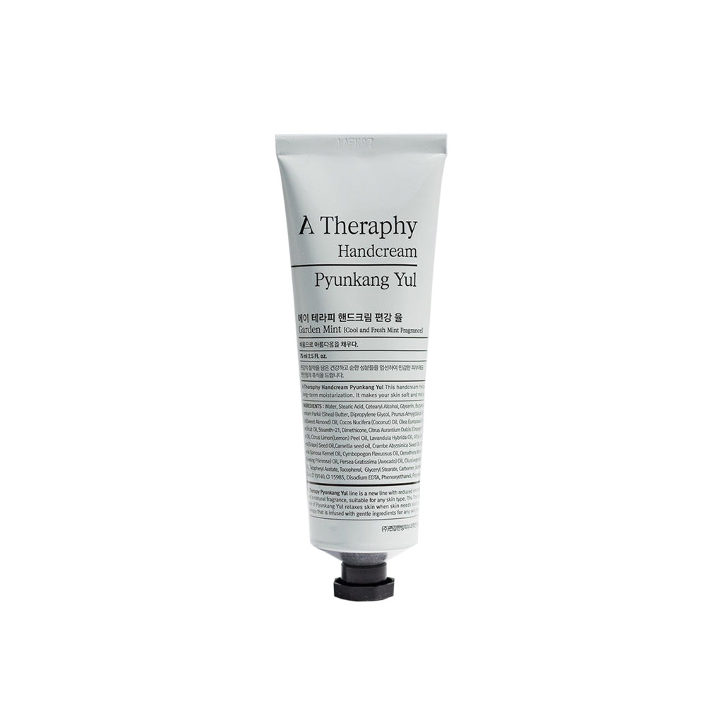 A Therapy Hand Cream - Garden Mint