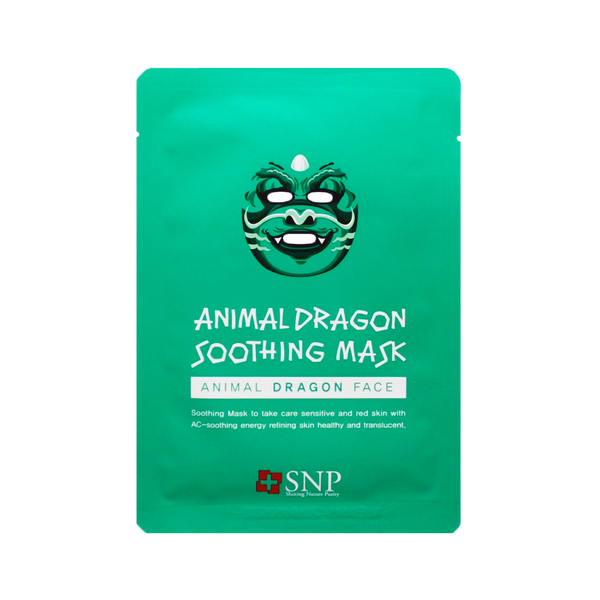 SNP Animal Dragon Mask | SKINiD.se