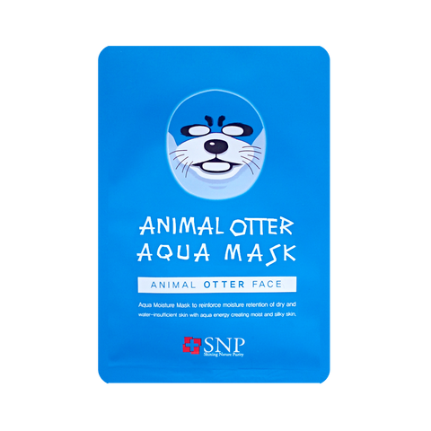 SNP Animal Otter Aqua Mask | SKINiD.se