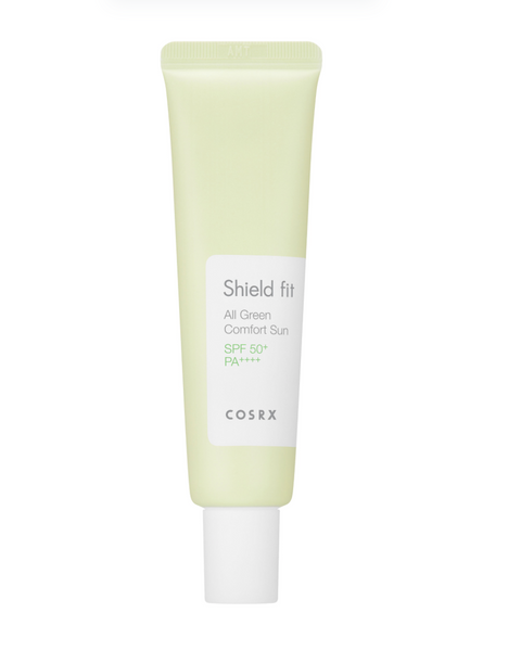 Shield Fit All Green Comfort Sun SPF 50+ PA+++