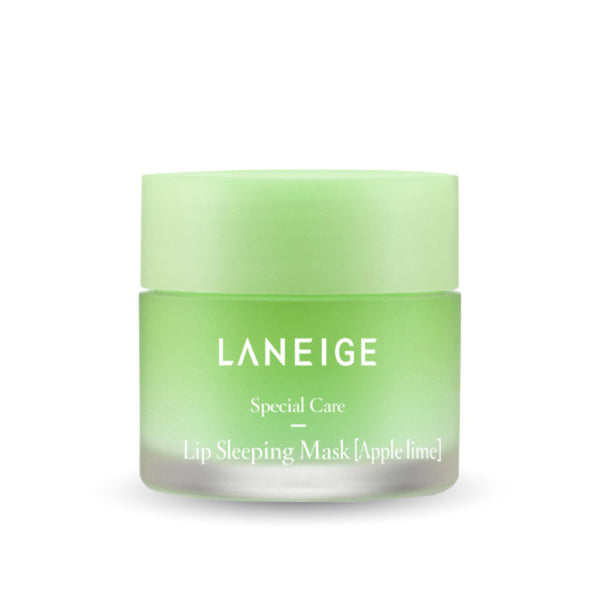 Laneige Lip Sleeping Mask Apple Lime | SKINiD.se