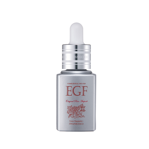 Swanicoco EGF 10ppm Pure Ampoule | SKINiD.se