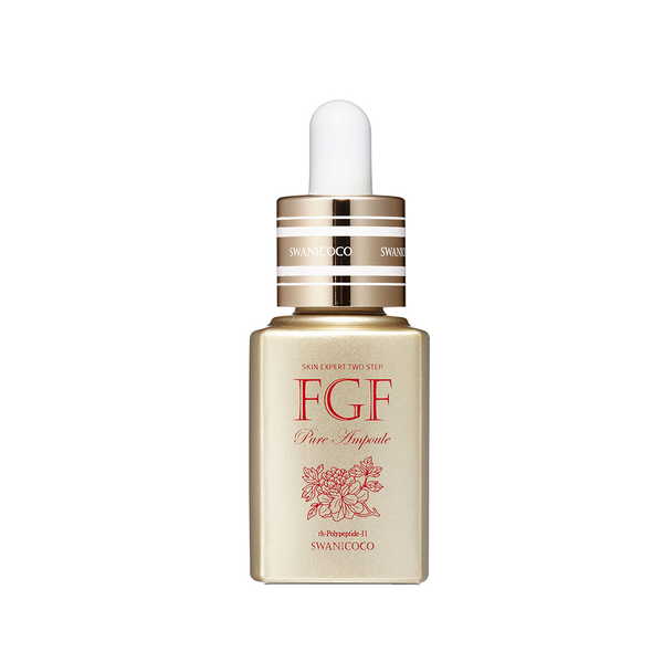 Swanicoco FGF 10ppm Pure Ampoule | SKINiD.se
