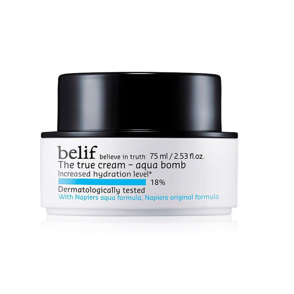 Belif The True Cream - Aqua bomb | SKINiD.se