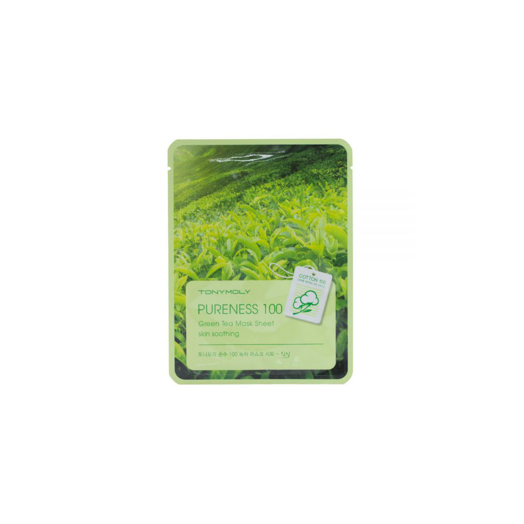 Tony Moly Pureness 100 Green Tea | SKINiD.se