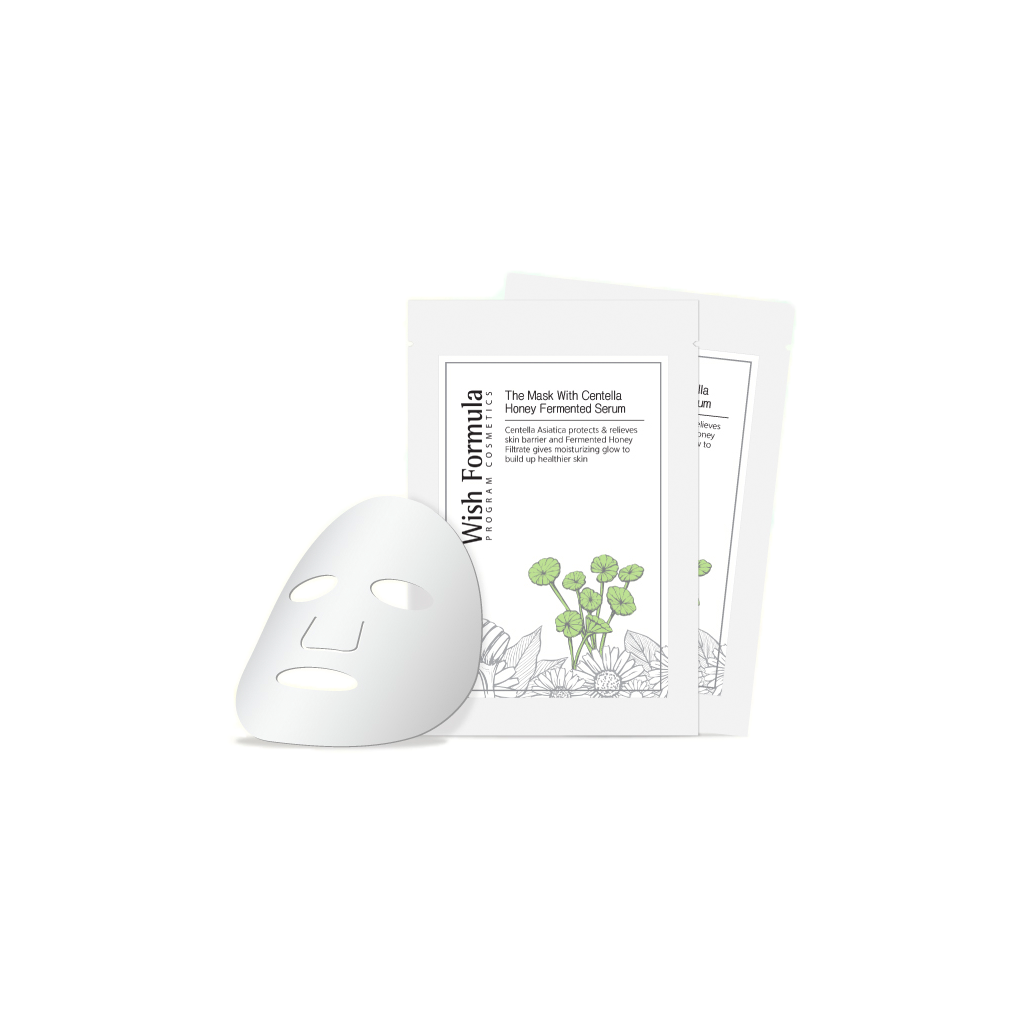 Wish Formula Centella Honey sheet mask | SKINiD.se