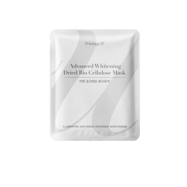 Wishing U Advanced Whitening Dried Bio-Cellulose Mask | SKINiD.se