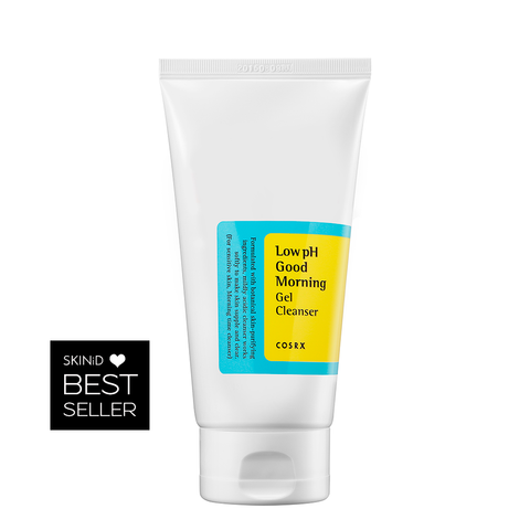Cosrx Low-pH Good Morning Cleanser | SKINiD.se