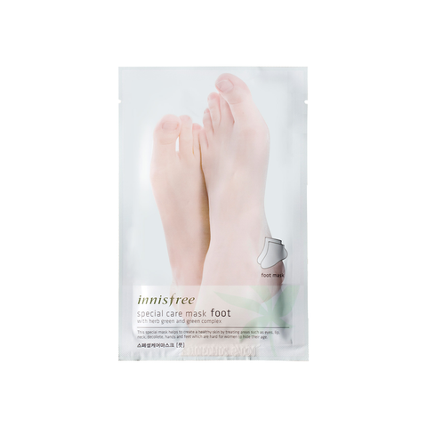 Innisfree Foot mask | SKINiD.se