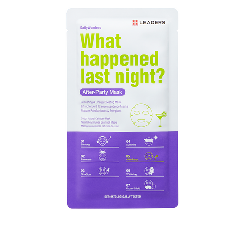 Leaders Daily Wonders After Party Mask | SKINiD.se
