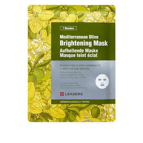 Leaders Mediterranean Olive Brightening Mask / 7 Wonders | SKINiD.se