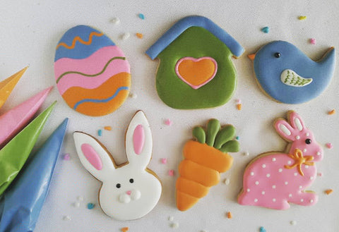 DIY Cookie Decorating Kit w/Video