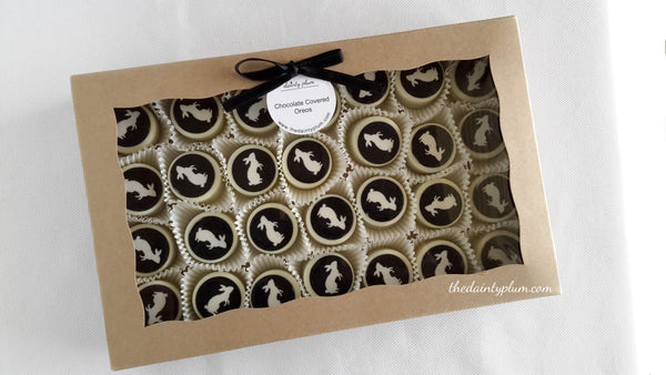 Mini Chocolate Covered Oreos - 24 pcs
