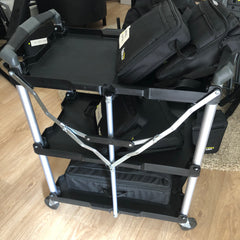 collapsible video cart