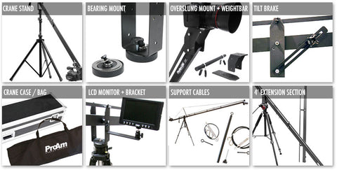 crane stant,bearing mount and more