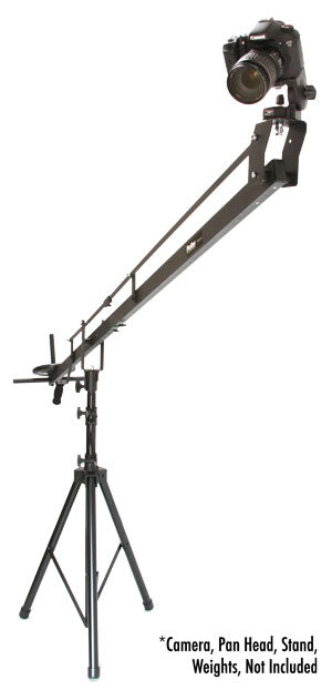 DVC210 camera crane camera jib DSLR fluid tripod head