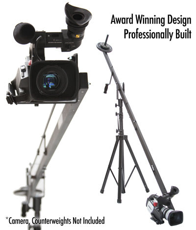 professionally built camera crane for camera