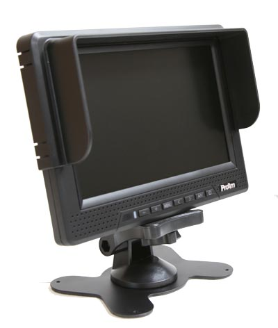 P7HD1 screen side shade stand