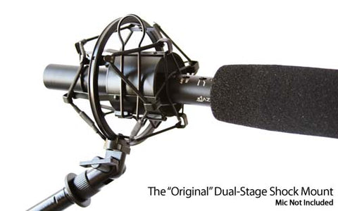 dual stage shock mount