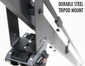 DVC200 with Heavy Duty Universal Tripod Mount
