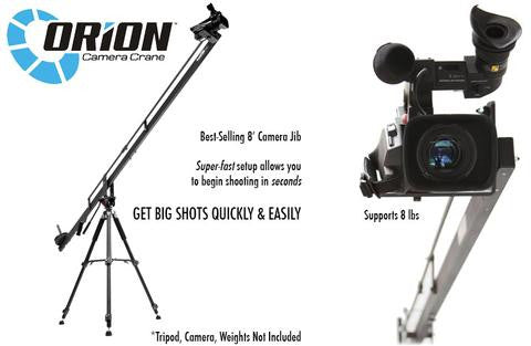 Orion DVC210 camera crane jib