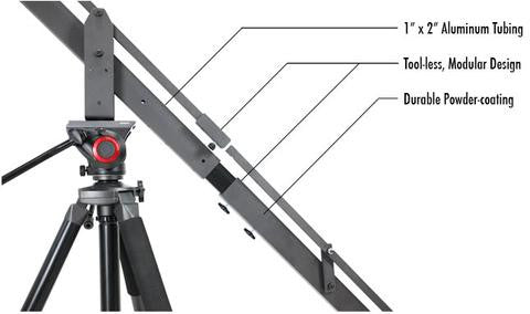 Orion DVC210 camera crane jib aluminum construction