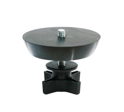"ProAm USA 100mm Half Ball Leveler w/ 3/8"" Screw"