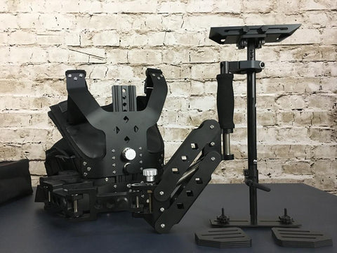 Open Box Autopilot Camera Stabilizer and Full Spring Arm Vest