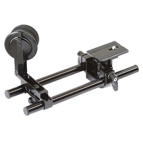 ProAm USA No Gear Follow Focus & Rails Kit