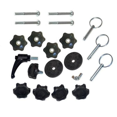 Extra Bolts Package for ProAm USA CarryOn Crane - PRODUCTS