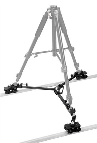 SolidTrax Universal Track Dolly