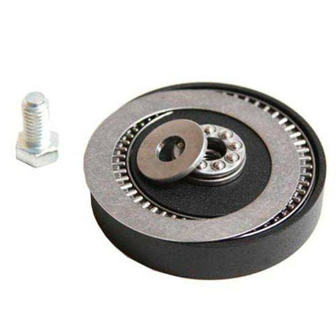360 Degree Pan Lockable Bearing Mount to 3/8 Inch Tripod Legs