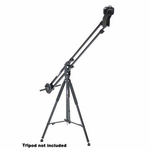 Telescopium 42 in to 8 ft Collapsible Camera Crane / Jib by ProAm USA
