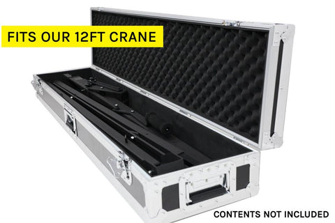 Used / Open Box Hard Wheeled Carrying Case for Camera Cranes and Jibs - PRODUCTS