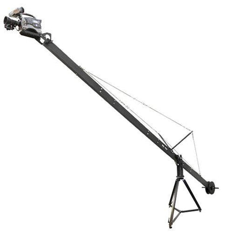 Taurus XL HD750 20' Camera Crane w/ 100mm Super Heavy Duty Tripod - PRODUCTS