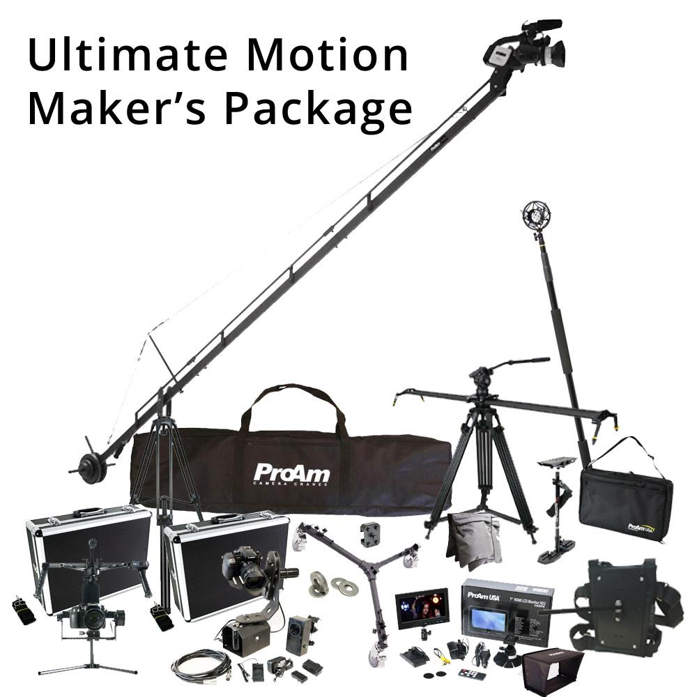 Ultimate Motion Maker's Package
