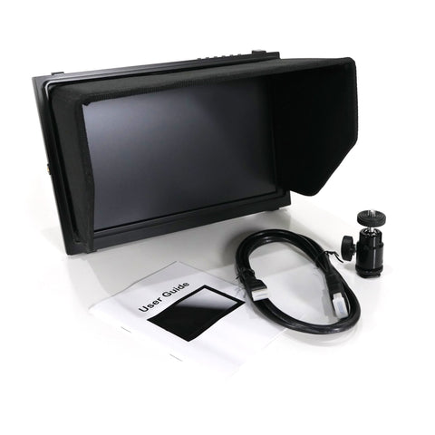 10.1 Inch Iris XL2 Dual HDMI On Camera/Crane LCD Monitor (P10DHD)