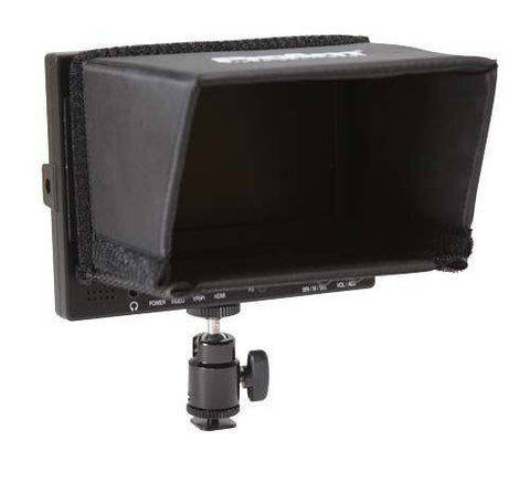 "ProAm USA 5"" LCD Video Monitor Hood / Sunshade - PRODUCTS"
