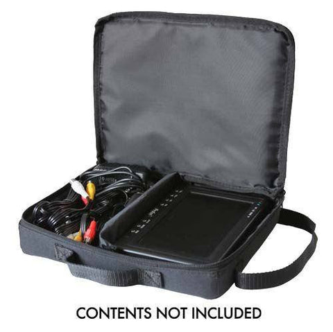 Soft Padded Carrying Case for 5 inch to 7 inch LCD Video Monitor Kits