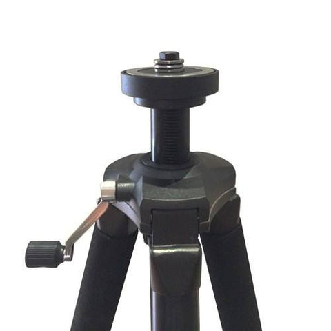 Pro Tripod and 3/8 Inch Panning Bearing Mount by ProAm USA