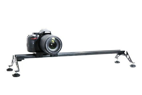 24 Inch Compact Camera Slider & Video Dolly, SimpleSLIDER by ProAm USA