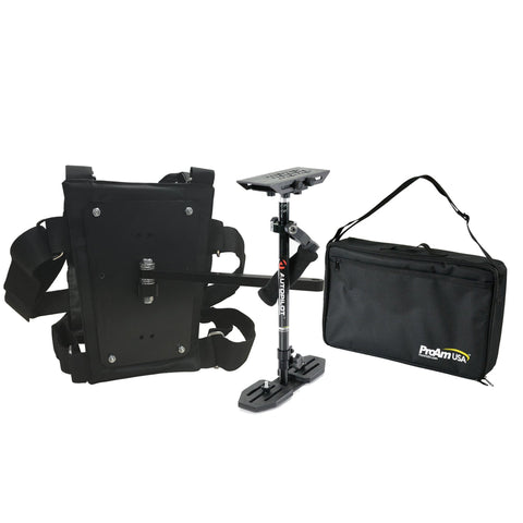 Autopilot Stabilizer, Carrying Bag and Vest Kit