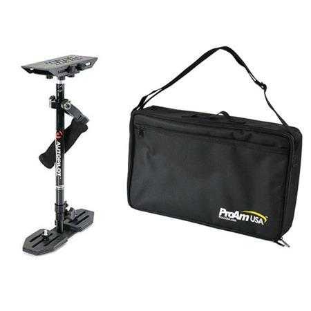 Autopilot DSLR Video Camera Gimbal Stabilizer and Bag Kit