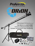 Orion DVC200 8 ft Student Production Package by ProAm USA
