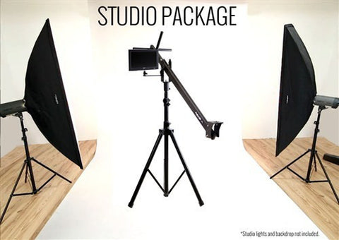 Orion Jr DVC60 4 ft Studio Production Package by ProAm USA