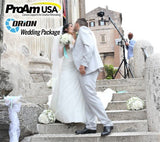 Orion DVC210 12 ft Wedding Production Package by ProAm USA