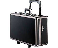 SALE Zeikos ZE-HC52 Large Rolling Hard Case With Extra Padding Foam For Cameras - PRODUCTS