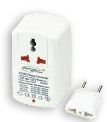 100 Watts Step UP and Down Voltage Transformer - New Compact Design