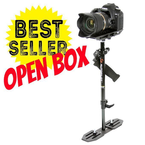 Open Box - Autopilot DSLR Video Camera Gimbal Stabilizer System - PRODUCTS